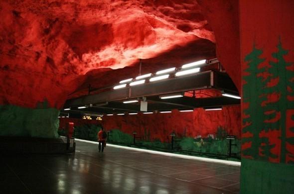 Изображение 38. Не Москва. Подземные улицы городов со вкусом.. Изображение № 38.