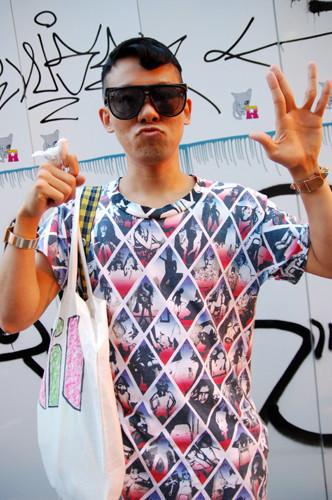 Street fashion from Tokyo. Изображение № 1.