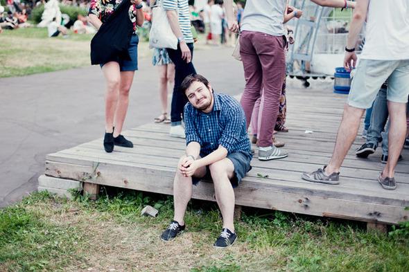Люди на фестивале «10 молодых музыкантов»: Как это было . Изображение № 4.
