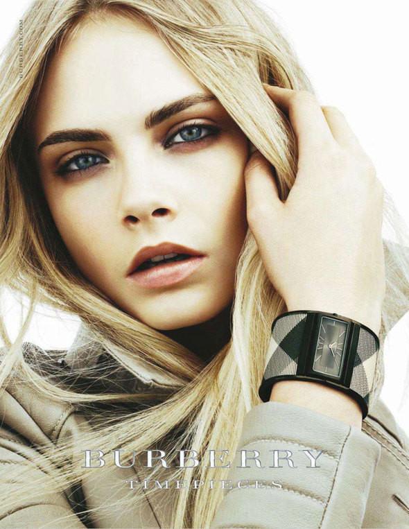 Изображение 2. Бьюти-кампании: Burberry, Chloe, Givenchy и другие.. Изображение № 1.