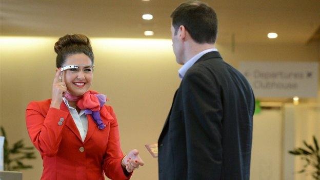 Сотрудники аэропорта Лондона будут работать в Google Glass. Изображение № 2.