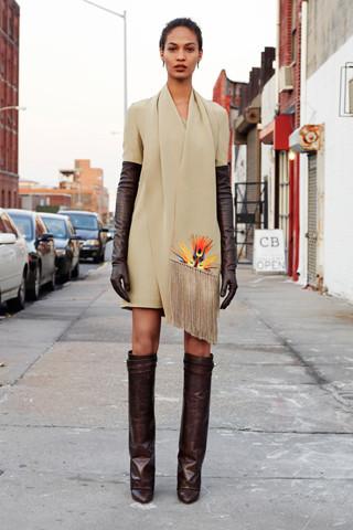 Givenchy Pre-Fall 2012. Изображение № 24.