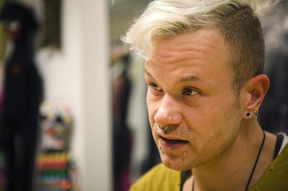 Бас Костерс - Амстердамский хулиган. Взгляд изнутри. Интервью. Изображение № 8.