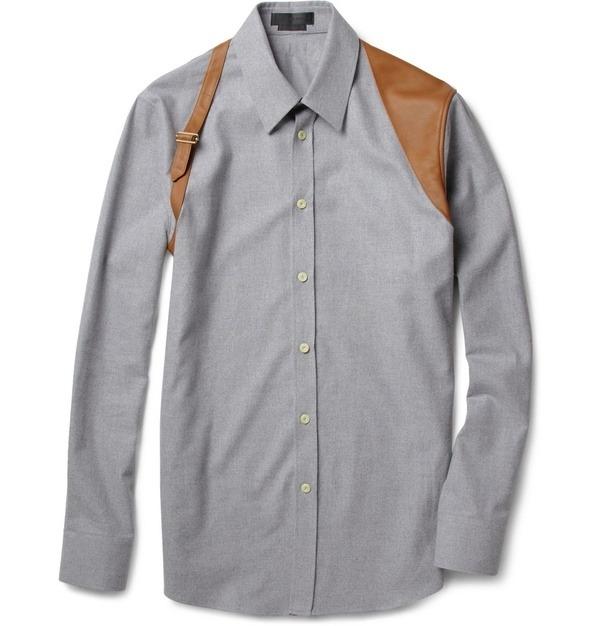 45 неожиданных идей для твоей рубашки. Изображение № 8.