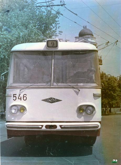 Первые троллейбусы. Изображение № 34.
