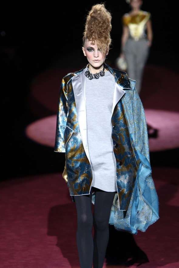 Marc Jacobs fall winter 2009–2010. Изображение № 42.
