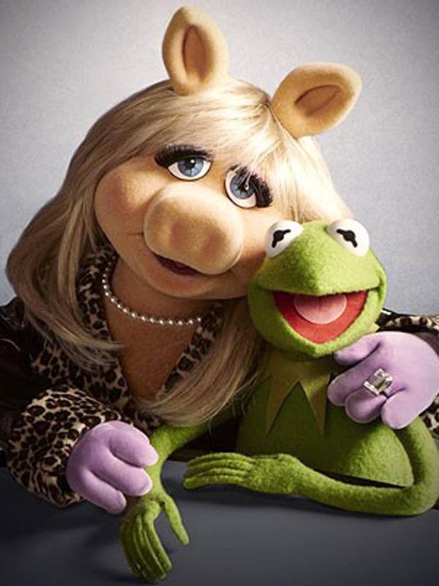 Мисс Пигги - Самая модная свинка мира.. Изображение № 11.