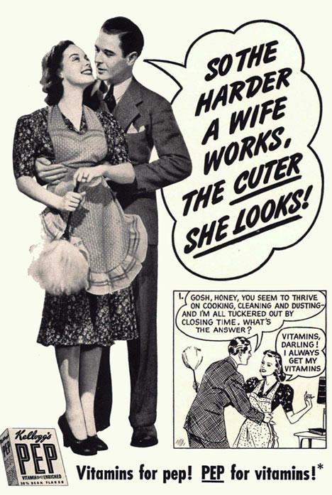 Сексизм в рекламе. Часть II. Изображение № 6.
