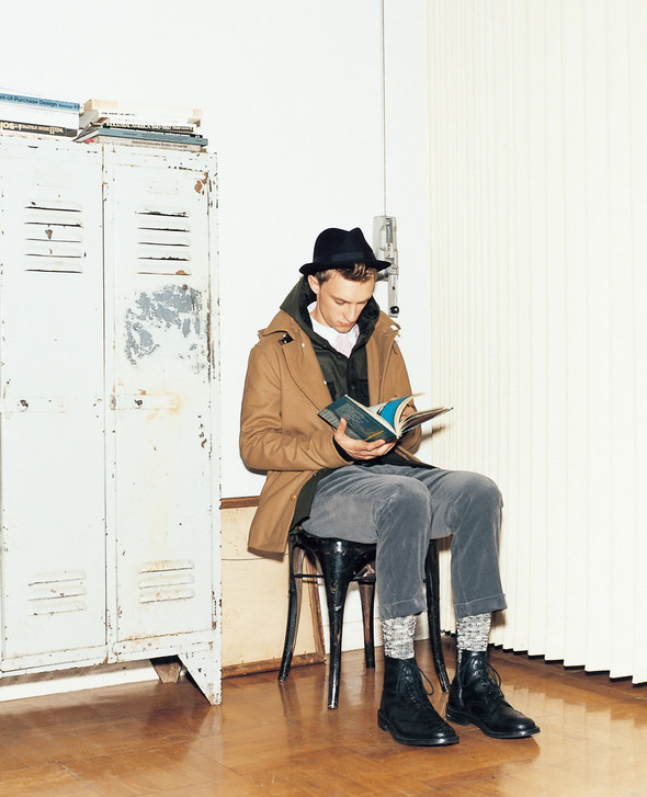 SOPHNET Fall/Winter 2011 Lookbook. Изображение № 17.