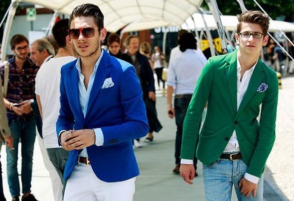 Как одеваются итальянцы? (продолжение). Изображение № 13.