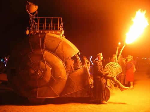 Burning man– art-проект мирового масштаба. Изображение № 24.