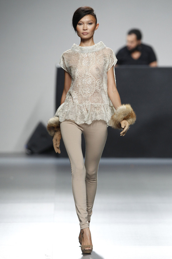 Madrid Fashion Week A/W 2012: Juana Martin. Изображение № 8.