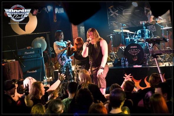 Xe-NONE – группа контрастов! Dance metal изКирова. Изображение № 2.