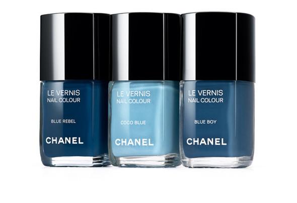 Chanel создали коллекцию лаков для Fashion's Night Out. Изображение № 1.