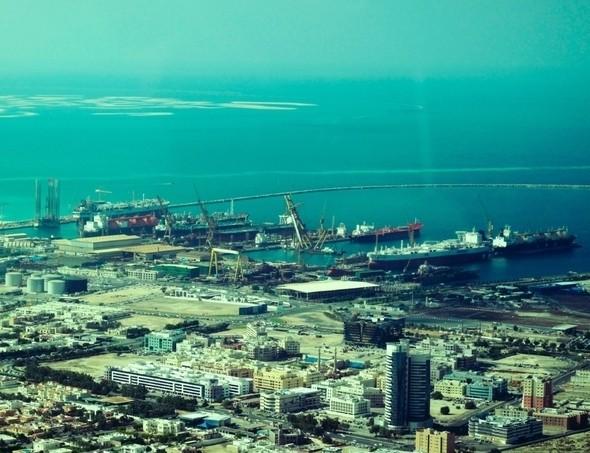Изображение 10. Dubai: приверженец масштаба.. Изображение № 10.