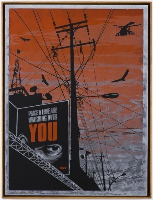 OBEY. Плакаты. Изображение № 8.