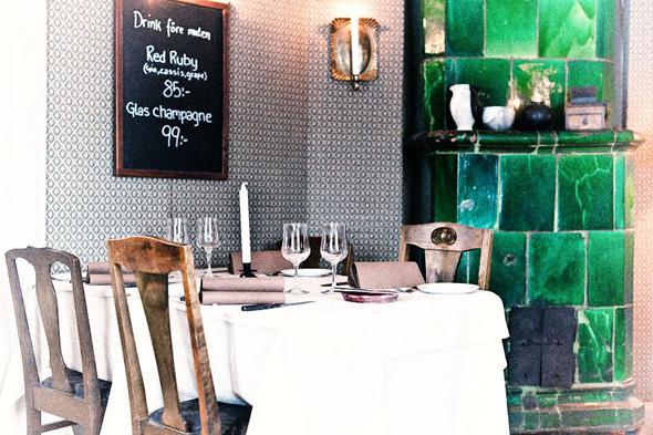 Ресторан Jernbergska в старом городе в Эскильстуне. Изображение № 64.