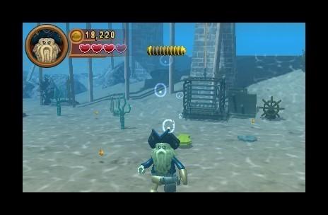 Изображение 6. Компания Disney выпустила игру «LEGO Пираты Карибского Моря».. Изображение № 5.
