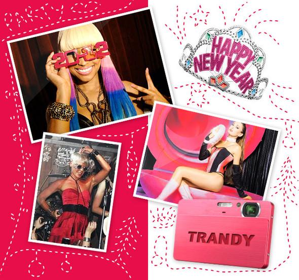 «PARTY! HAPPY! TRENDY!». Изображение № 1.