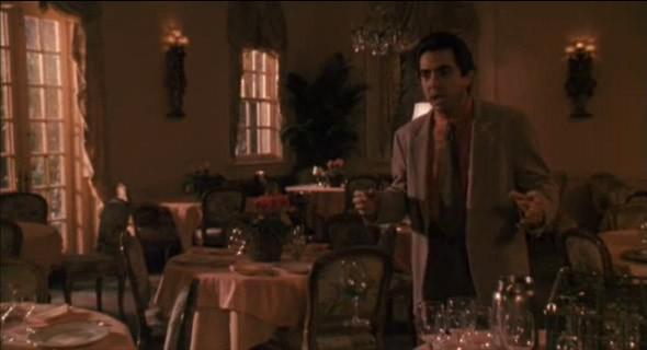 5. Barbetta Самый старый итальянский ресторан в Нью-Йорке, первым выставивший столики на улицу, расположен в театральном квартале Манхэттена и появился у Аллена в «Алисе» (1990) и «Знаменитости» (1998). В меню до сих пор есть блюда по рецептам начала XX века.. Изображение №18.