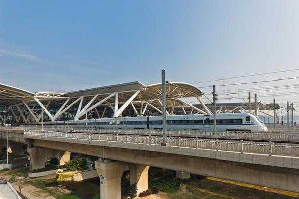 «Летать» на поездах по Китаю стало еще удобнее. Изображение № 2.