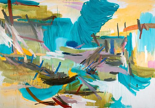Точка, точка, запятая: 10 современных абстракционистов. Изображение № 27.