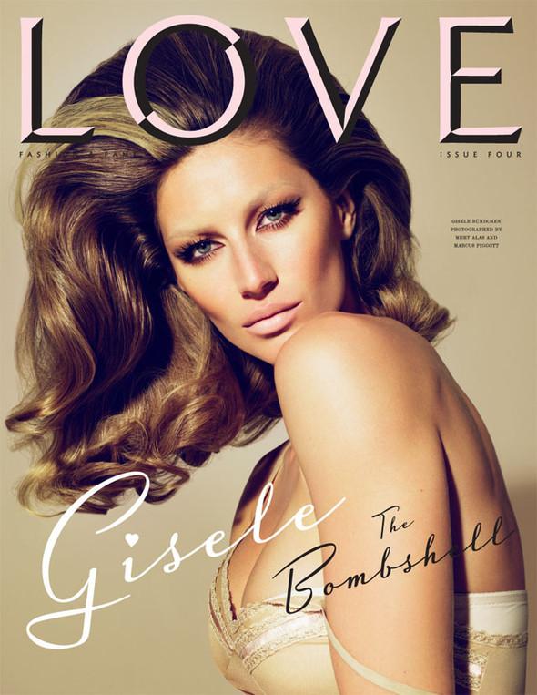 8 обложек журнала Love. Изображение № 3.