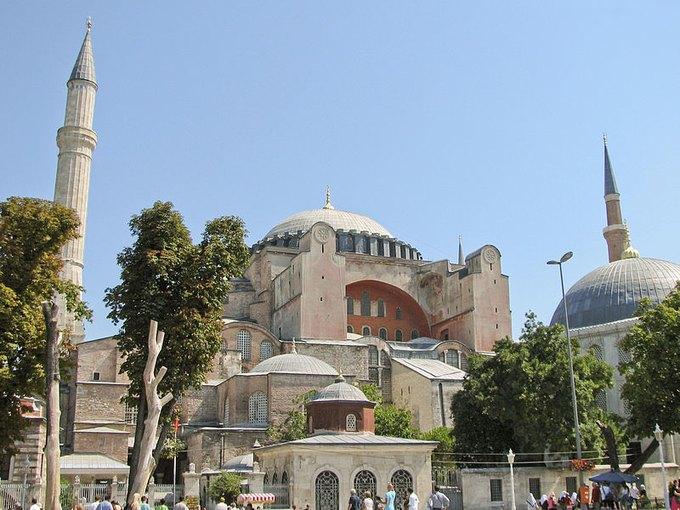 Храм Святой Софии в Стамбуле by Norbert Nagel. Изображение № 2.