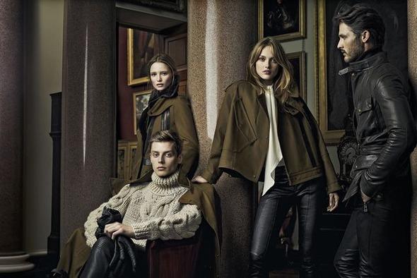 Кампании: Chanel, Calvin Klein и другие. Изображение № 4.