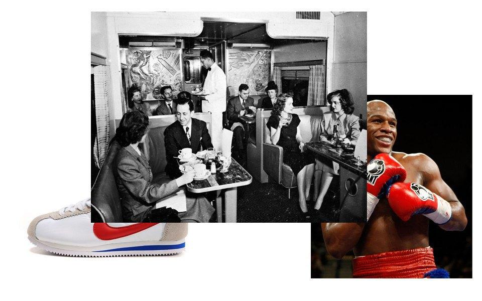 Бокс, Спортивная одежда, 1950-е. Изображение № 20.