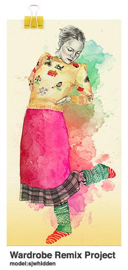 Иллюстратор Лиса Лева. Изображение № 5.