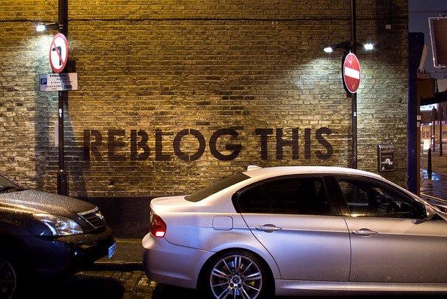 Прошел первый симпозиум Tumblr-искусства. Изображение № 1.