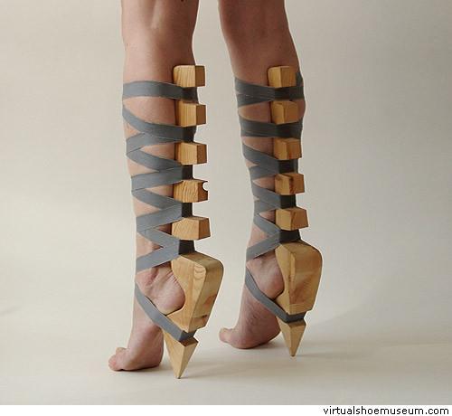 Креативная обувь. Изображение № 13.