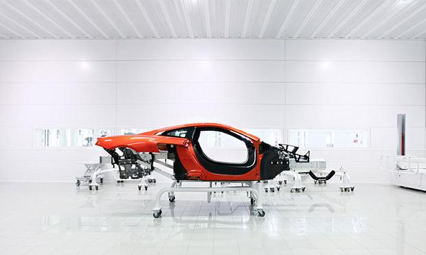 Технологический центр McLaren. Изображение № 11.