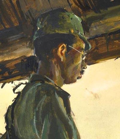 Американские иллюстраторы 40–60гг. ЧАСТЬ 1. Изображение № 36.