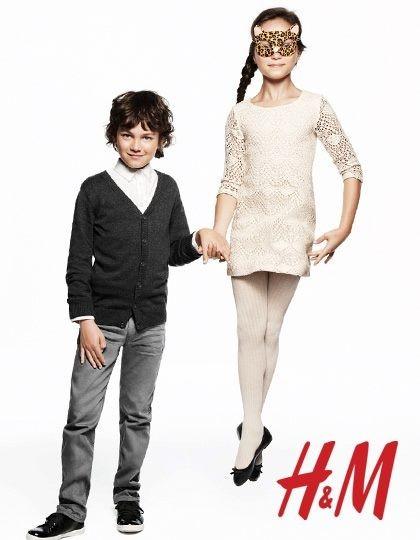 Кампания: H&M Holiday 2011. Изображение № 8.