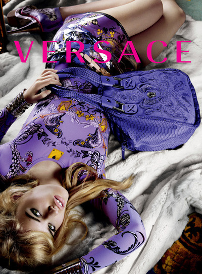 Кампания Versace SS 2010. Изображение № 8.