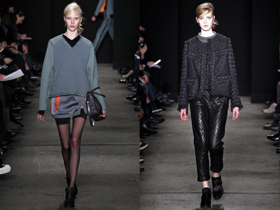 Неделя моды в Нью-Йорке: Первые показы. Изображение № 11.