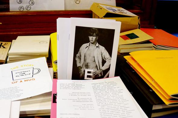 Алексис Завьялов, директор Motto Berlin, о независимых издательствах и любимых зинах. Изображение №15.