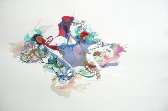 Точка, точка, запятая: 10 современных абстракционистов. Изображение № 29.