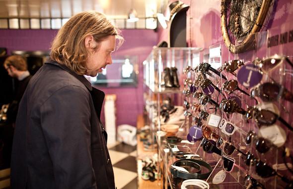 День с Питером Йенсеном: Разговоры о ретейле и шопинг в Москве. Изображение № 10.