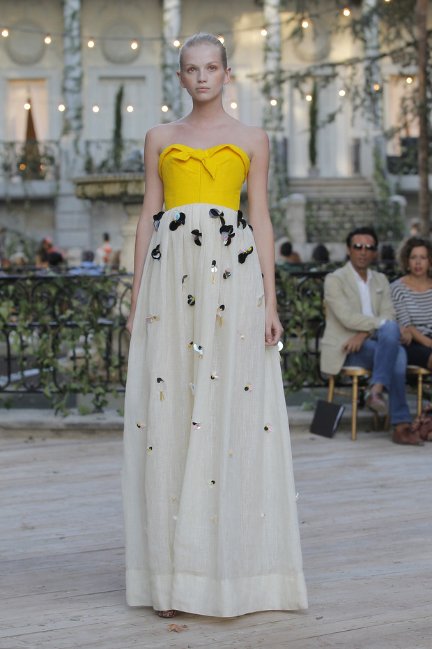 Madrid Fashion Week SS 2013: DELPOZO . Изображение № 25.