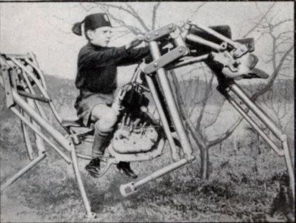 Удивительные изобретения XX века. Изображение № 2.