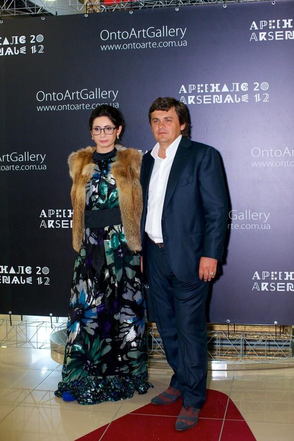 """ARSENALE 2012: """"Вечер современного искусства"""" с OntoArtGallery.. Изображение № 9."""