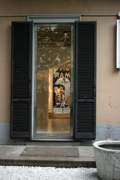 Maison Martin Margiela Store, Milano. Изображение № 1.