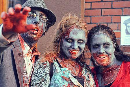 Zombie Walk. Изображение № 12.