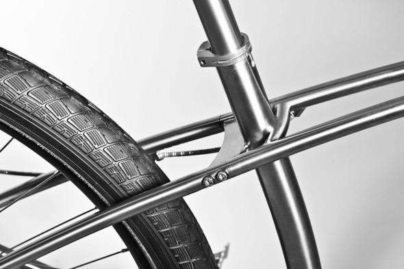 Титановые велосипеды от Paul Budnitz. Изображение № 9.