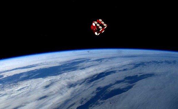 Снимок Рейда Вайсмана с МКС, который он выложил у себя в твиттере. Изображение № 12.