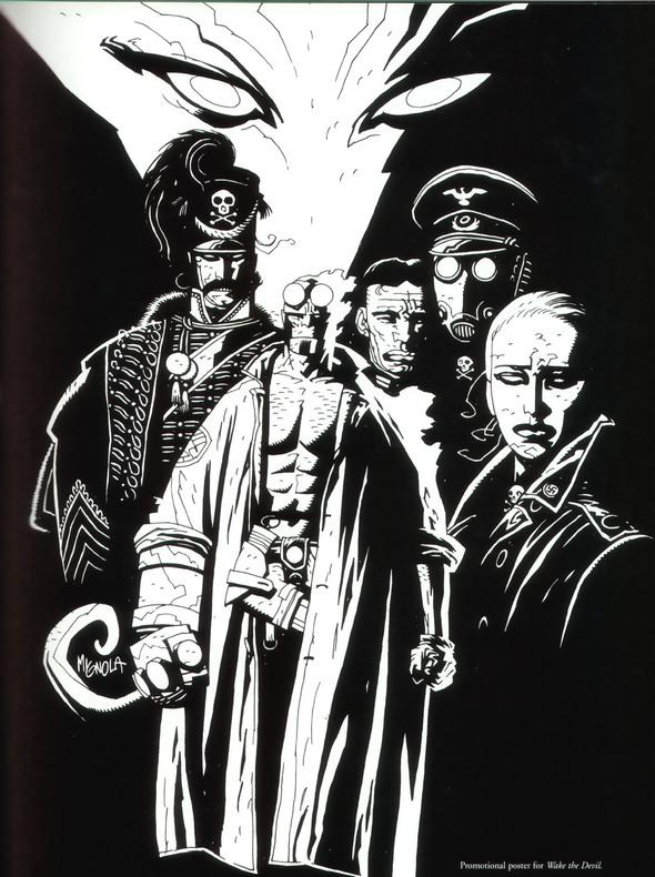 Hellboy. Изображение № 4.