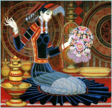 Cunde Wang волшебная этника. Изображение № 5.